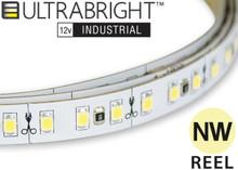 Industrial LED strip lighting natural white