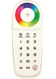 Multi-Zone RGB Remote Control