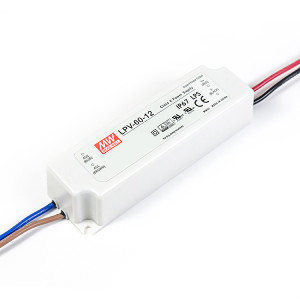 LPV Series Mean Well LED Power Supply