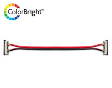 ColorBright™ Single Color LED Solderless Connector - (8mm) Strip to Strip