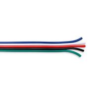 16 AWG 5 strand RGBW wire