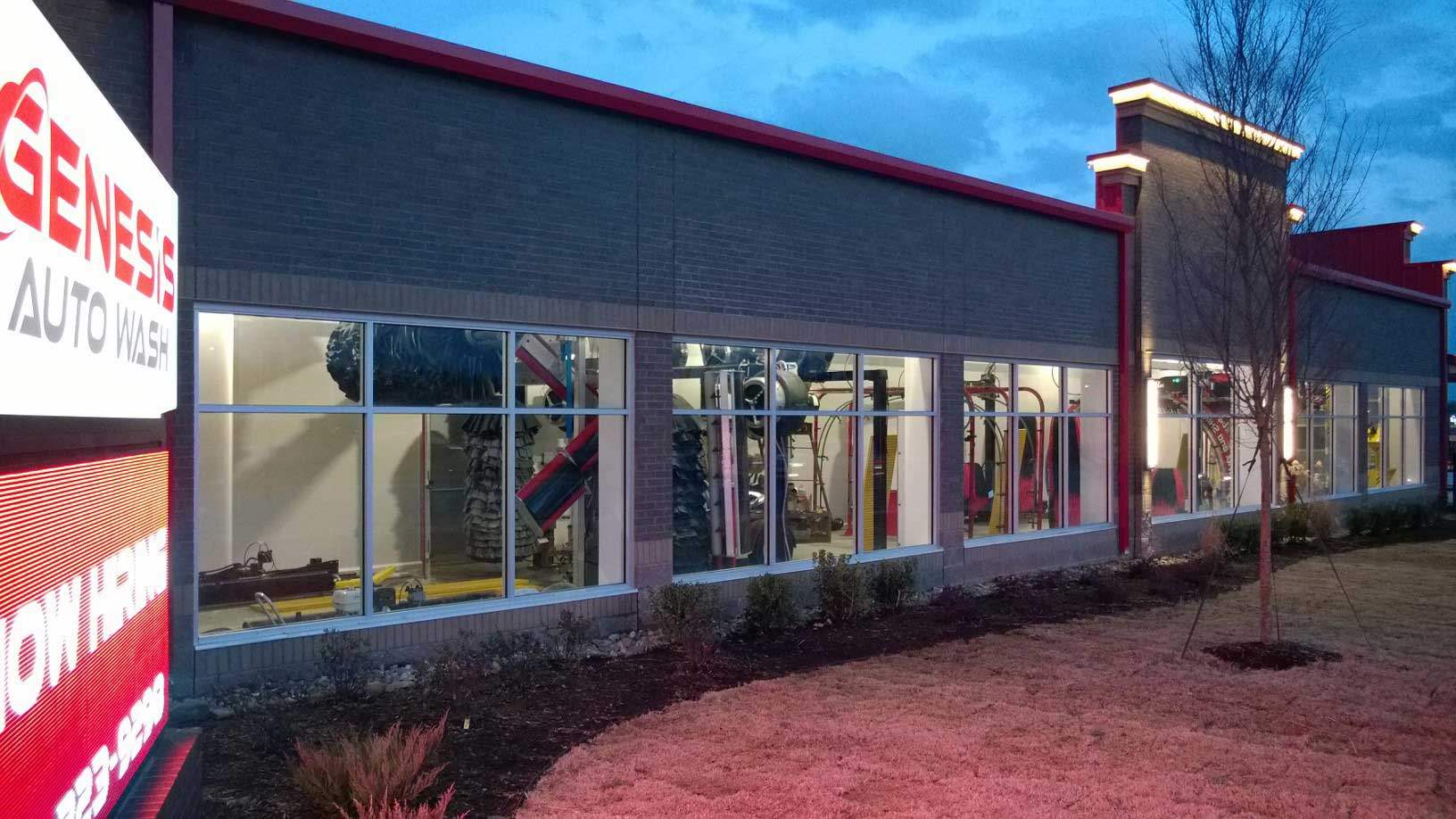 external commercial cove lighting example-01