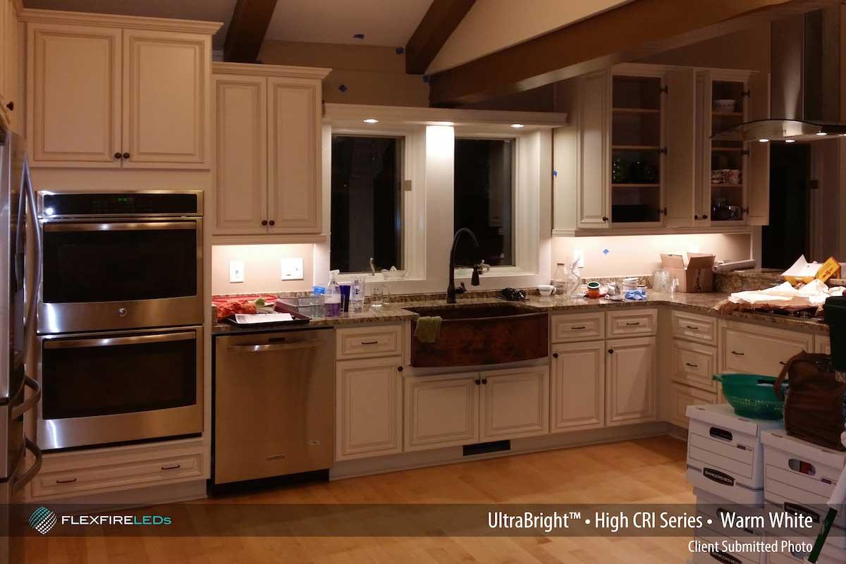 high cri under cabinet light