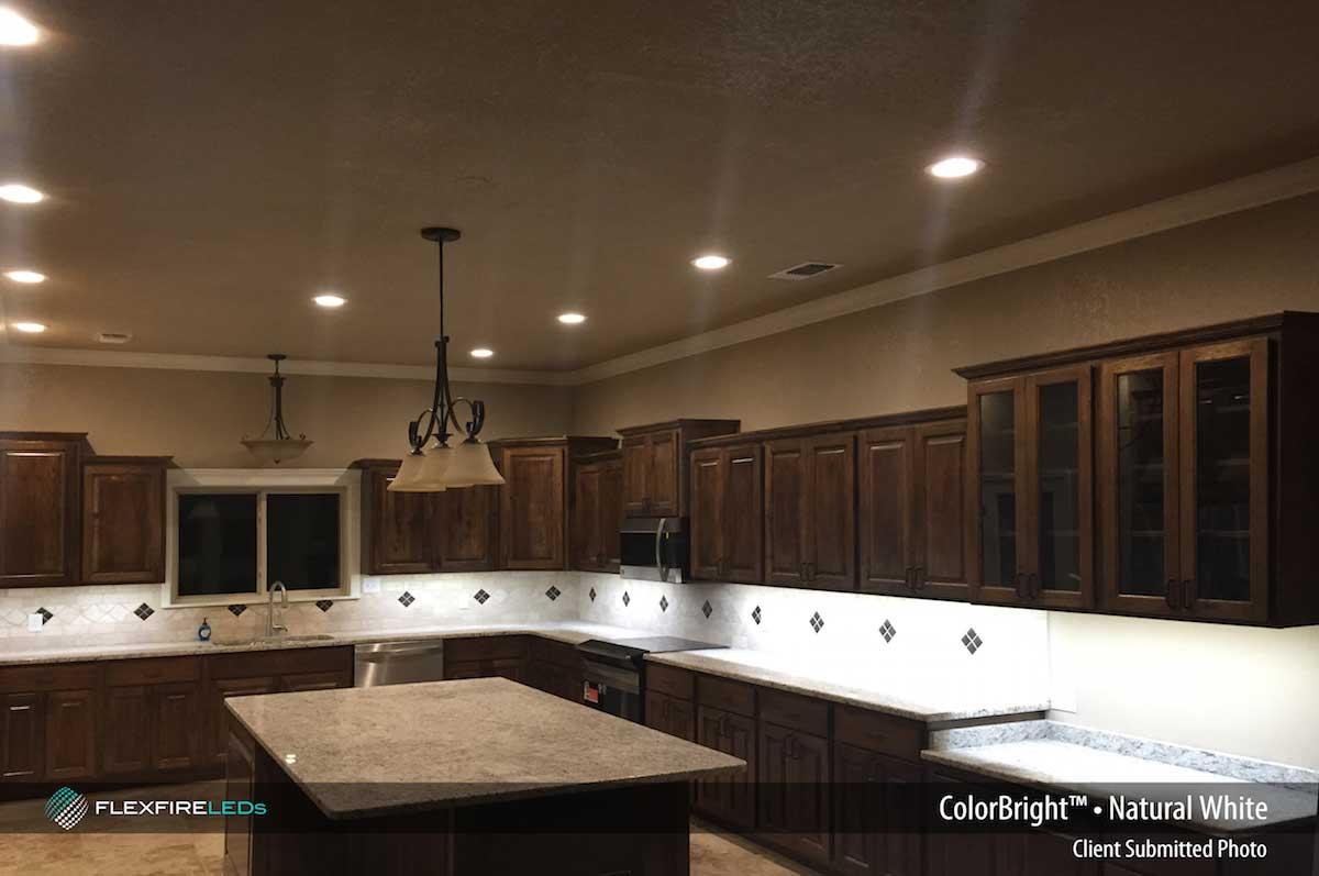 kitchen cabinet underlighting 4200k