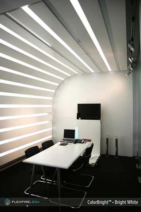 modern office lighting design