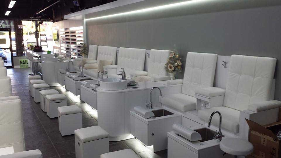 nail salon accent lighting example 01