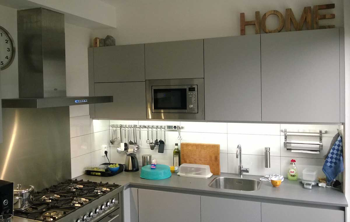 ultra bright task lighting kitchen cabinet