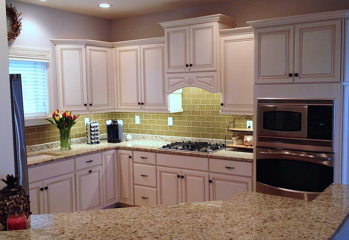 under counter kitchen example