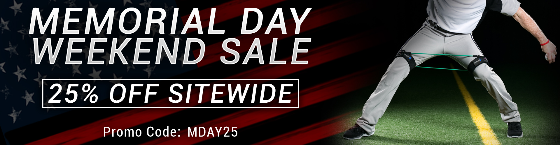 Memorial Day 2018 Weekend Sale. 25% off site wide with promo code: MDAY25