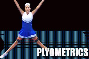 Plyometrics Jump Training for Cheerleaders