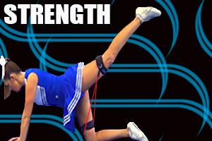 Strength Training for Cheerleaders