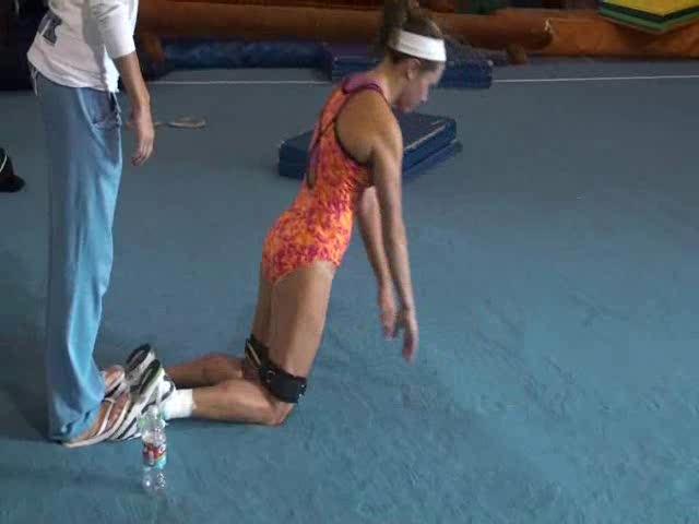 Gymnastics Core Strength