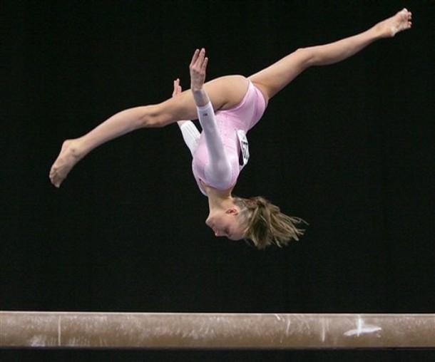 Gymnastics Flexibiilty