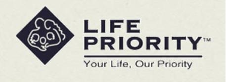 Life Priority Company Logo