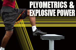 Speed Plyometrics and Explosive Power