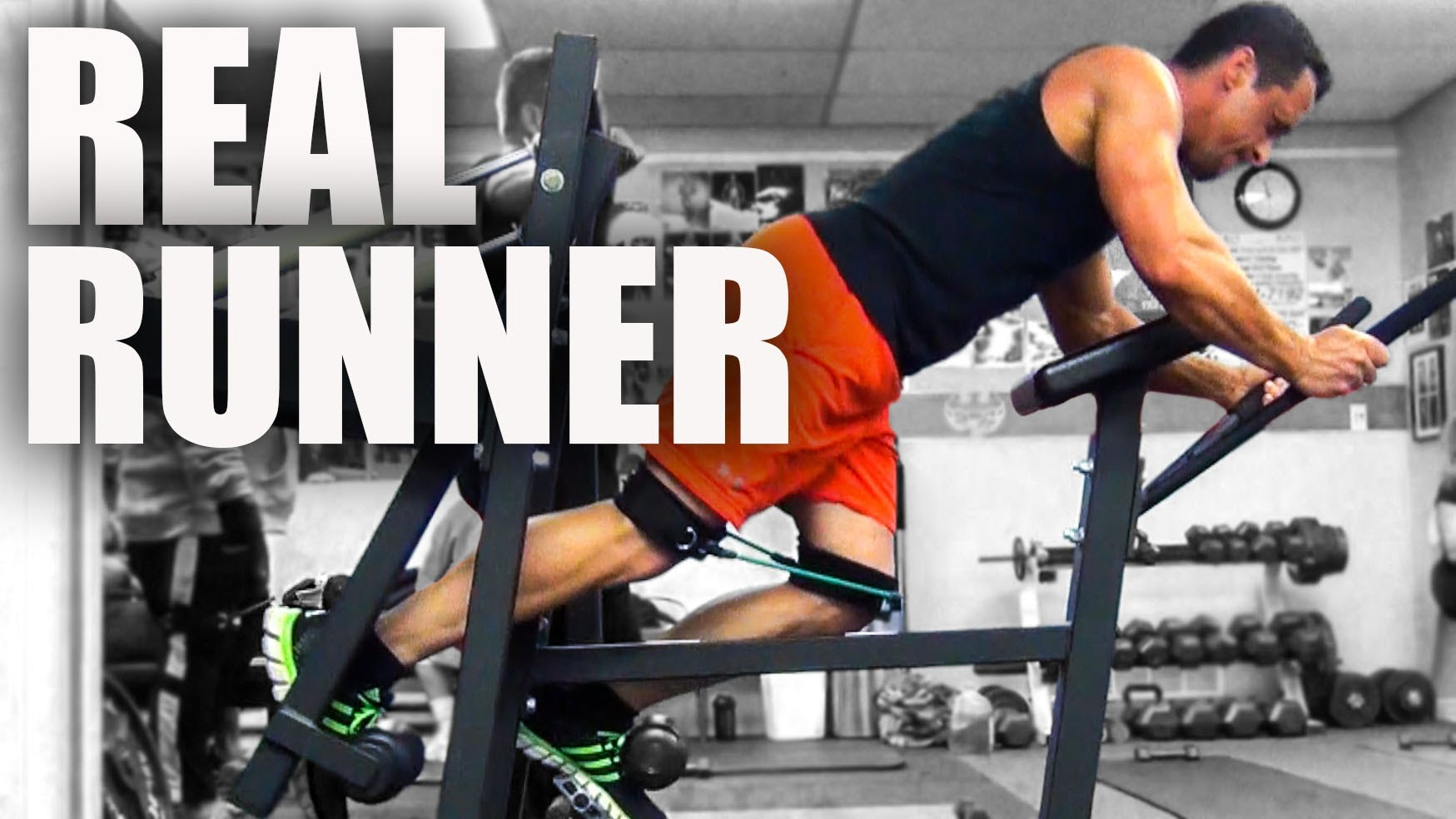 The Real Runner Best Cardio Quad Hamstring And Upper
