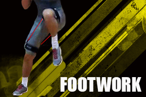 Footwork Training for Speed & Agility