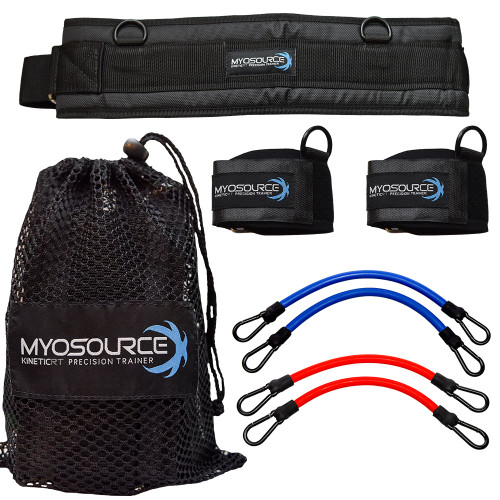 Helps position players perfect precise movements within their sport