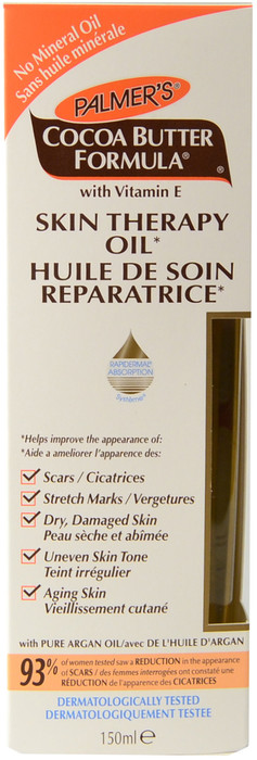 Palmers Cocoa Butter Formula Skin Therapy Oil (5.1 oz. / 150 mL)
