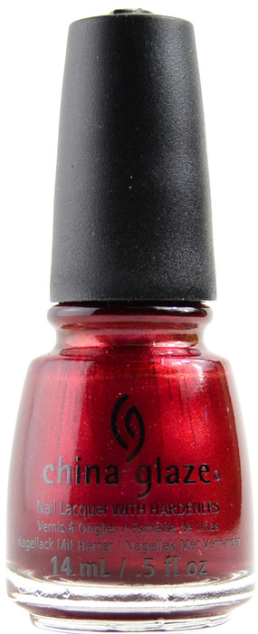 China Glaze Red-Y & Willing