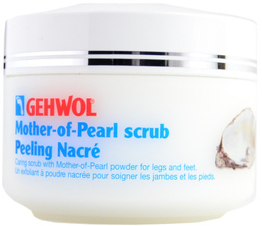Gehwol Mother Of Pearl Leg & Foot Scrub (5 fl. oz. / 150 mL)