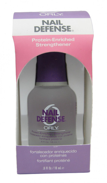Orly Nail Defense Strengthening Basecoat Polish