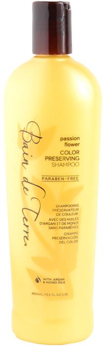 Bain de Terre Passion Flower Colour Preserving Shampoo (13.5 fl. oz. / 400 mL)