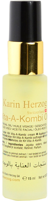 Karin Herzog Vita-A-Kombi Oil (0.5 fl. oz. / 15 mL)