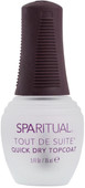 Spa Ritual Tout de Suite Quick Dry Topcoat (0.5 fl. oz. / 15 mL)