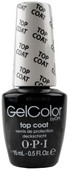 OPI GelColor Top Coat (UV / LED Polish)
