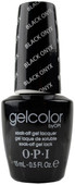OPI GelColor Black Onyx (UV / LED Polish)