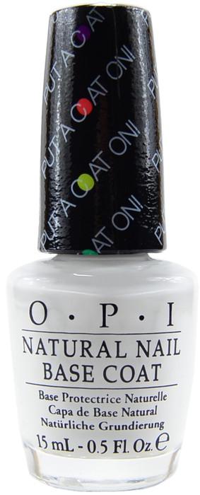 OPI Put A Coat On!, Free Shipping at Nail Polish Canada