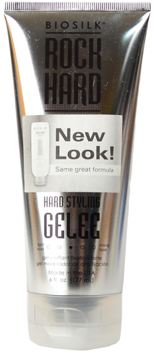 Biosilk Rock Hard Gelee (6 fl. oz. / 177 mL)