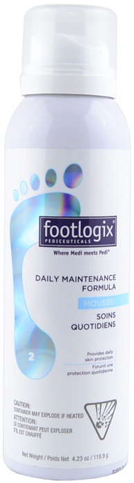 Footlogix #2 Daily Maintenance Formula (4.23 oz. / 119.9 g)