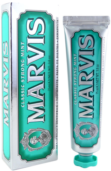 Marvis Classic Mint Toothpaste (3.8 fl. oz. / 75 mL)