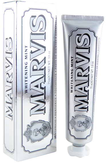 Marvis Whitening Mint Toothpaste (3.8 fl. oz. / 75 mL)