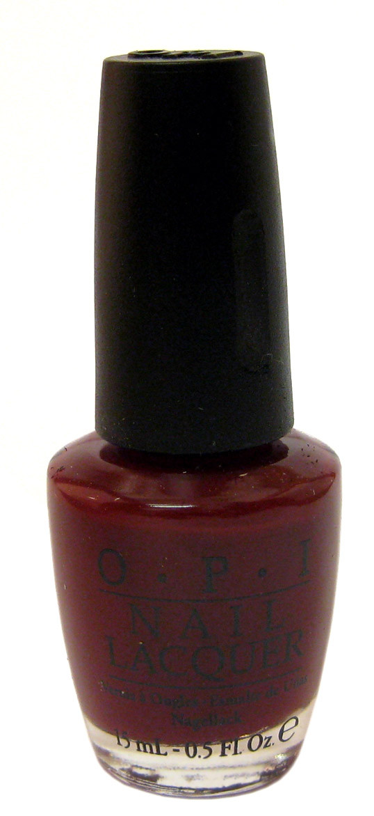 Got Red Nails For Prom Jems And Sparkles Were Added: OPI Got The Blues For Red, Free Shipping At Nail Polish Canada