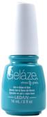 Gelaze Turned Up Turquoise (UV / LED Polish)
