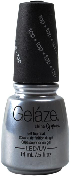Gelaze Gel Top Coat (UV / LED)
