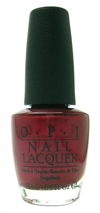 Opi I M Not Really A Waitress Free Shipping At Nail Polish Canada