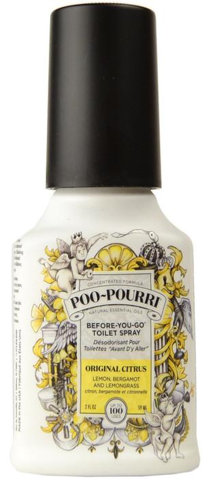 Original Poo-Pourri Before You Go Toilet Spray (2 fl. oz. / 59 mL)