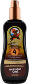 Australian Gold Spray Gel Sunscreen With Bronzer SPF 4 (8 fl. oz. / 217 mL)