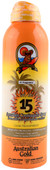 Australian Gold Clear Sunscreen Continuous Spray SPF 15 (6 fl. oz. / 177 mL)