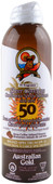 Australian Gold Sheer Coverage Continuous Spray Sunscreen w/ Bronzer SPF 50  (6 fl. oz. / 177 mL)