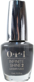 OPI Infinite Shine Strong Coal-ition (Week Long Wear)