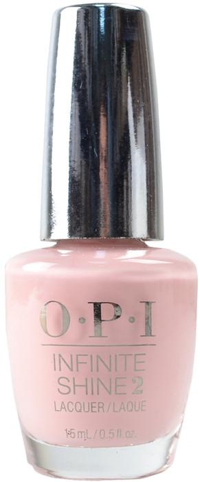 OPI Infinite Shine Pretty Pink Perserveres (Week Long Wear)