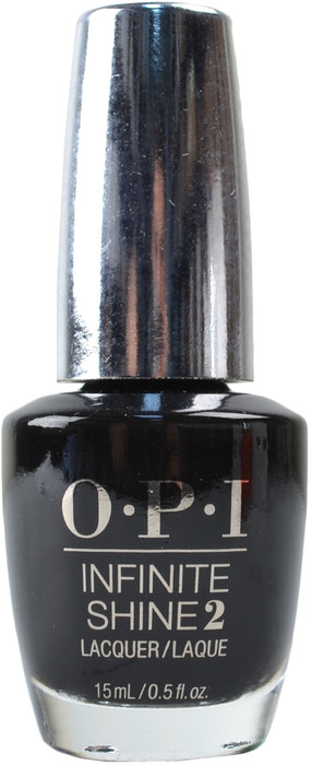 OPI Infinite Shine We're In The Black (Week Long Wear)