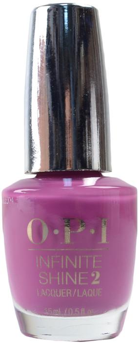 OPI Infinite Shine Grapely Admired (Week Long Wear)