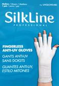 Fingerless Anti-UV Gloves - Medium