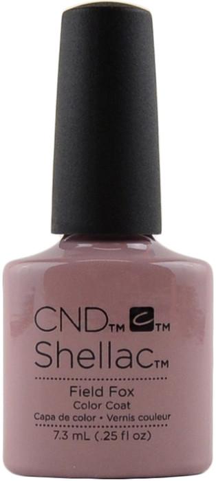 24 Shellac Nail Art Designs Ideas: CND Shellac Field Fox (UV Polish), Free Shipping At Nail